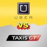 G7 vs Uber